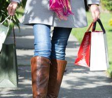 Shopping de lujo