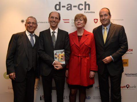 Lanzamiento oficial d-a-ch Colombia