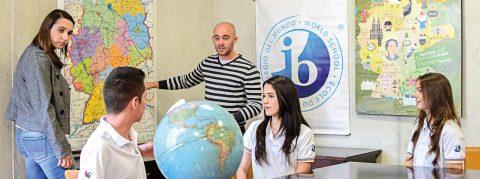 En el Colegio Alemán Medellín ¡el mundo a la carta!