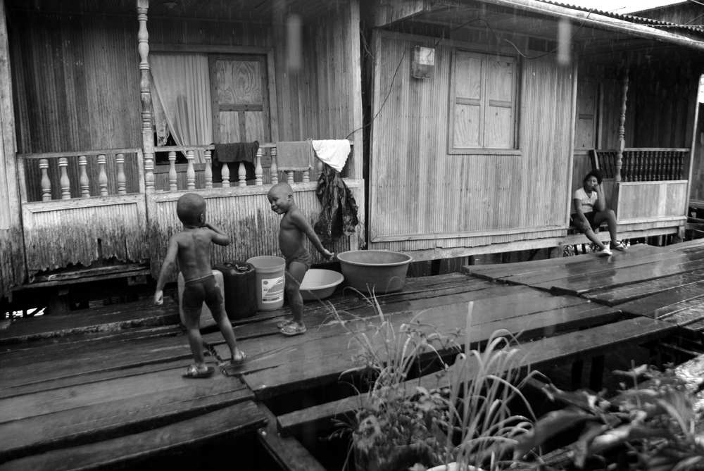 Residentes de Buenaventura - Oliver Schmieg